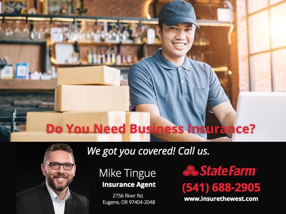 State Farm Eugene Agent
