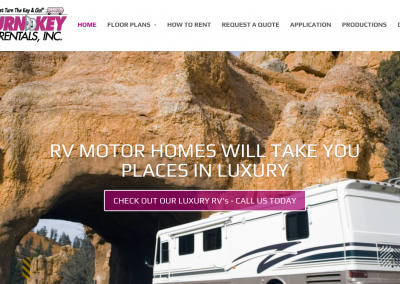 Turn Key RV Rentals